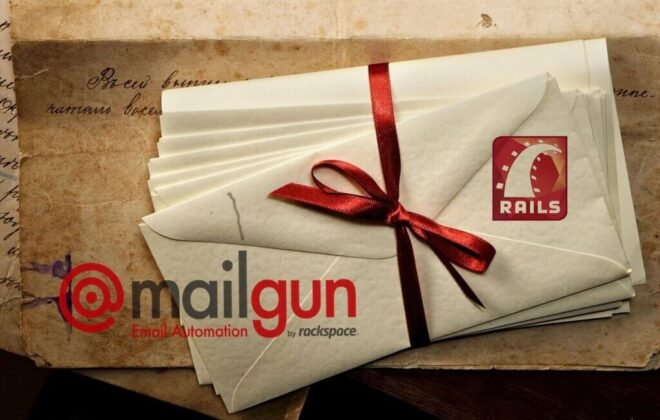 send automated email in ruby on rails with mailgun