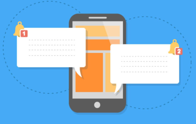 Send Push Notification in Android Apps