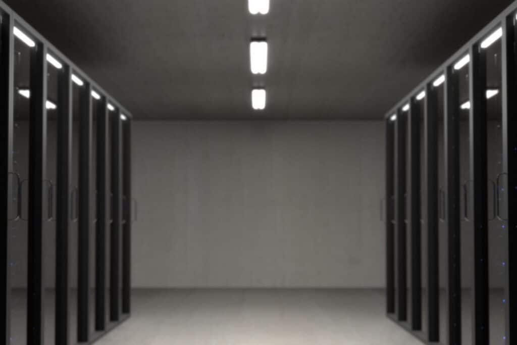Setup a virtual server for an application