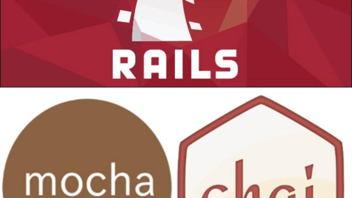 Test Rails App using Mocha JS and Chai JS