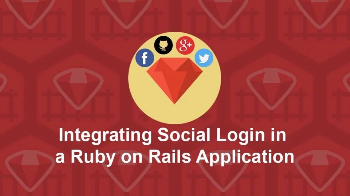 Sign in Via Social Login Only in Rails