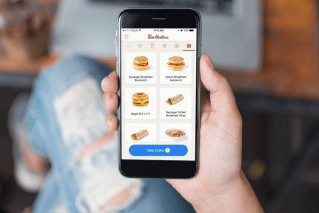 on demand food ordering apps