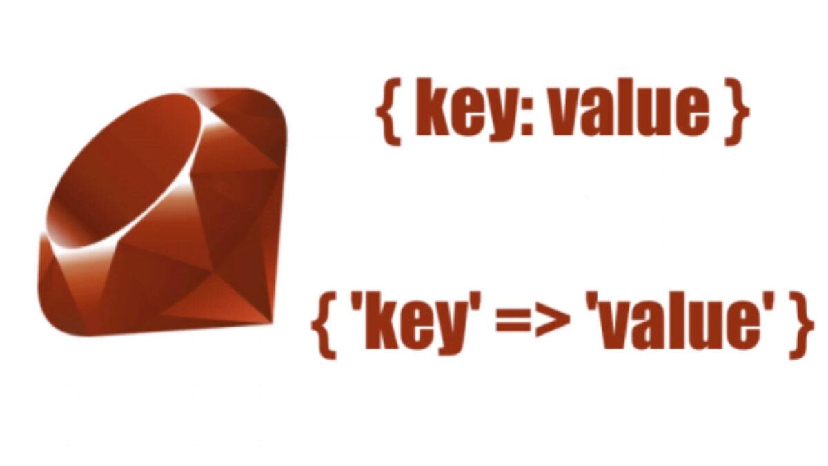 ruby hashes documentation