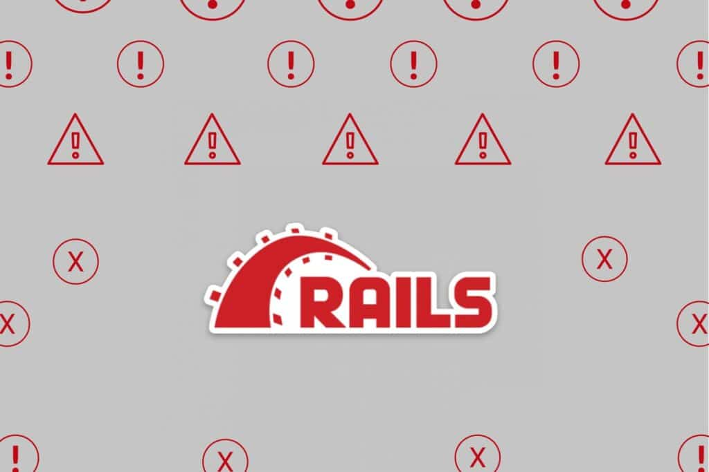 Ruby on Rails Programming Mistakes to avoid