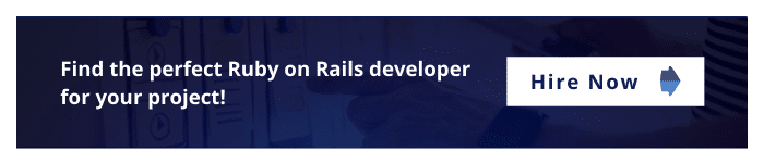 Hire ruby on rails developers