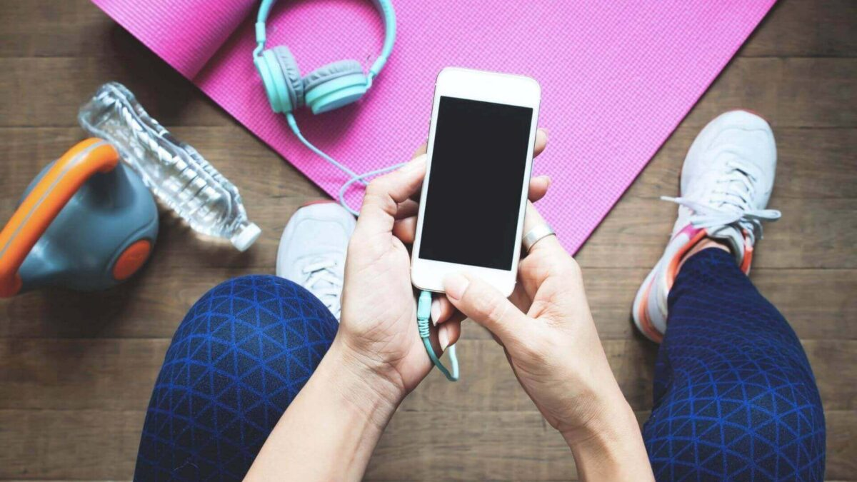 Fitness based Healthcare Applications