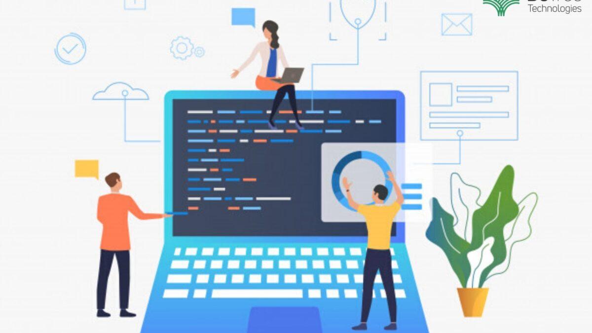 Top Frameworks for Web Applications Development in 2020