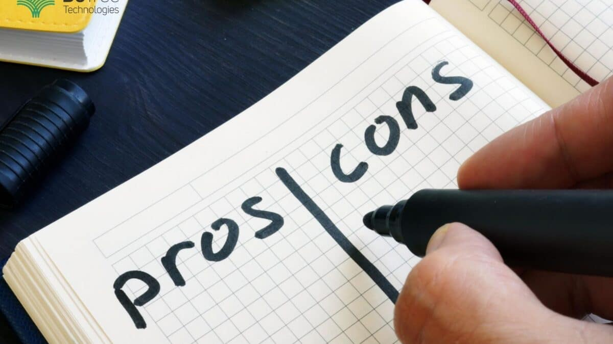 Pros and cons of using Ruby on Rails framework