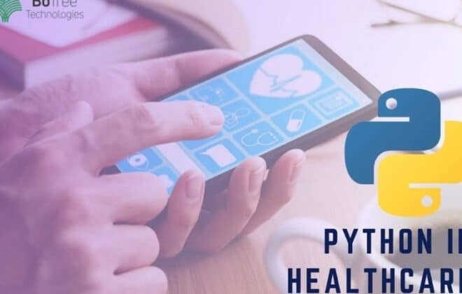 python applications in healthcare