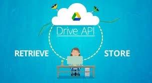 Google DriveAPI