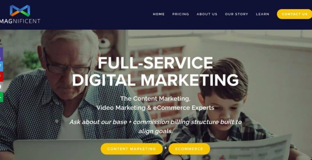 MAGnificent – Content Marketplace