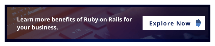 explore more about ruby on rails