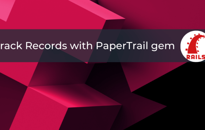 PaperTrail gem