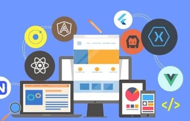 Python web development frameworks