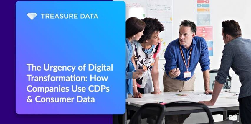 Digital Transformation Can Be Driven By CRM