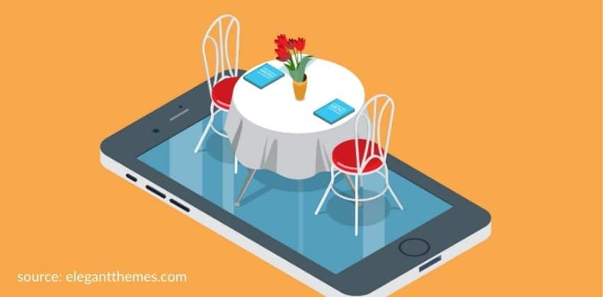 Online Restaurant Table Booking System