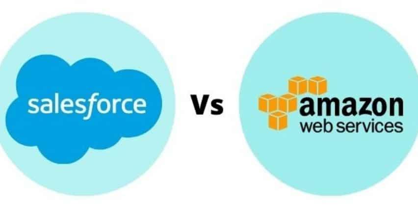 Salesforce vs AWS
