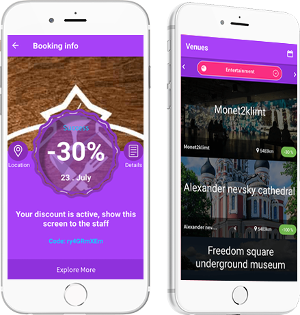 online restaurant reservation app case study