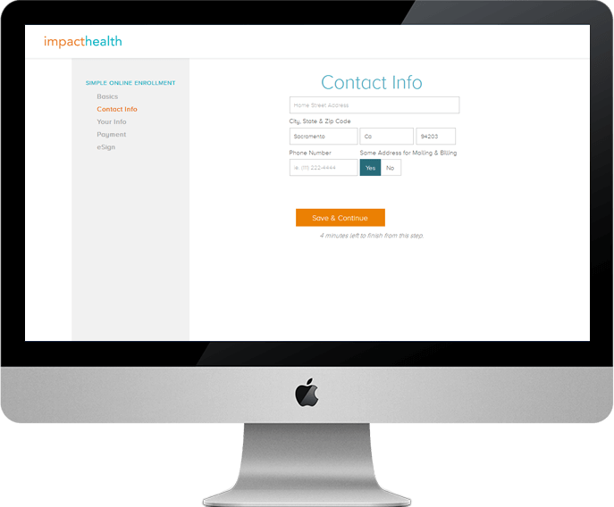 ImpactHealth - Enroll to Buy Insurance Plans