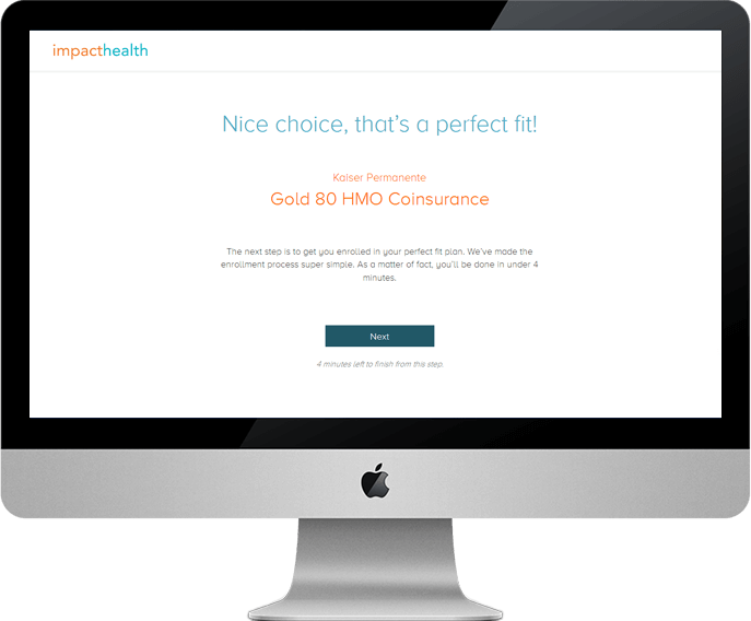 ImpactHealth - Selected Insurance Plans