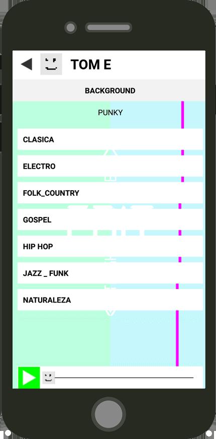Sound Track Listing