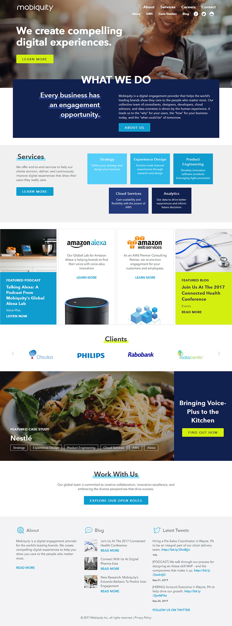 cms enterprise portal application case study